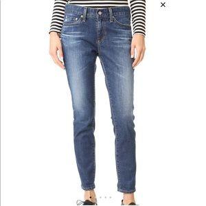 AG Jeans The Beau Slouchy Skinny Sz 28 R NWOT